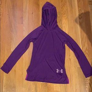 Girls hoodie/shirt